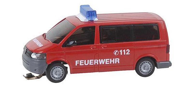 FALLER Car System VW R5 Fire Service V HO Gauge 161563