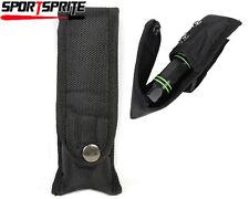 15cm Flip Nylon pouch/holster cubierta Apto Para Tactical Antorcha Lámpara Linterna del Reino Unido