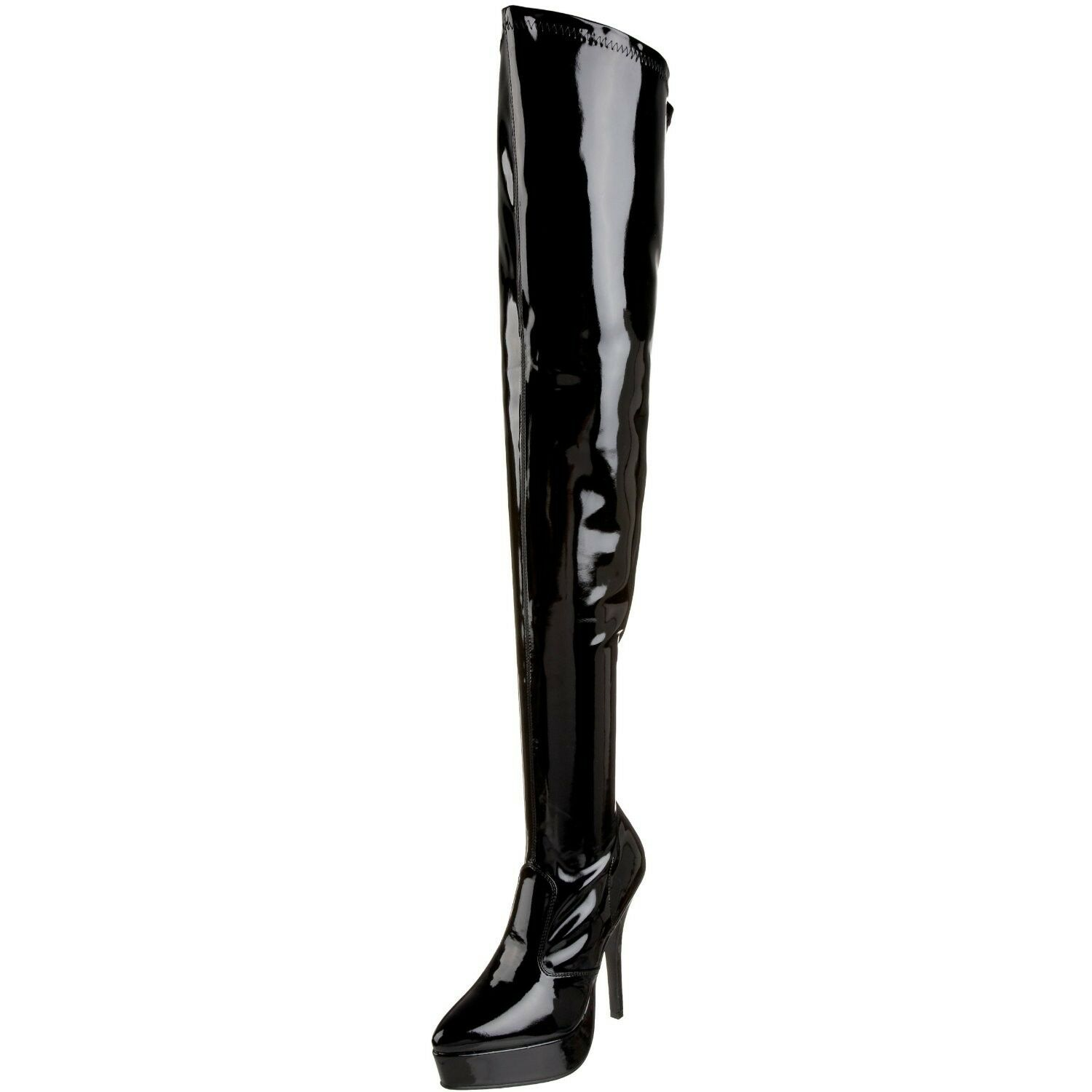 Pleaser Indulge-1026 1028 2033 3000 3011 3063 Sexy Stiefel Thigh/Knee/Ankle