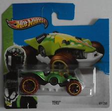 Hot Wheels - Teku grünmet./weiß Neu/OVP