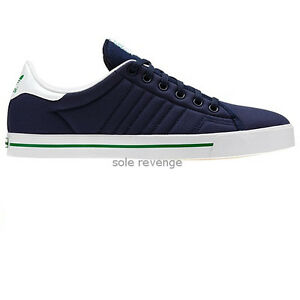 check out c2cab 979ea Image is loading New-adidas-Originals-Mens-ADICOURT-AS-Navy-Blue-