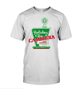 Official Dead Kennedys Holiday In Cambodia Punk Rock Band T-Shirt Size M-3XL