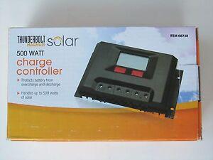 Thunderbolt Magnum Solar 500 Watt Charge Controller 68738   eBay