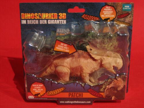 Walking with Dinosaurs-patchi-dinosaurio el ser con sonido OVP Dino