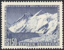 Austria 1956 Himalaya/Karakorum/alpinismo/montañismo 1v (at1106a)