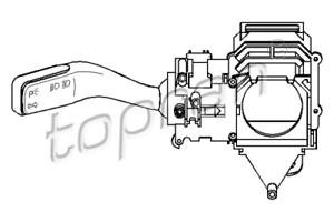 Blinkerschalter für Signalanlage TOPRAN 110 108
