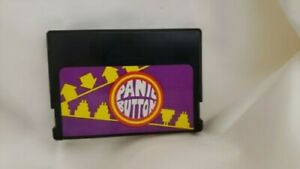Panic-Button-1983-cartridge-for-Tandy-Color-Computer-w-manual-Cat-No-26-3147