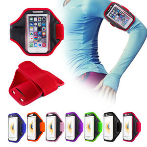 Gym Running Jogging Arm Band Sports Armband Case Holder Strap For  NOKIA LUMIA