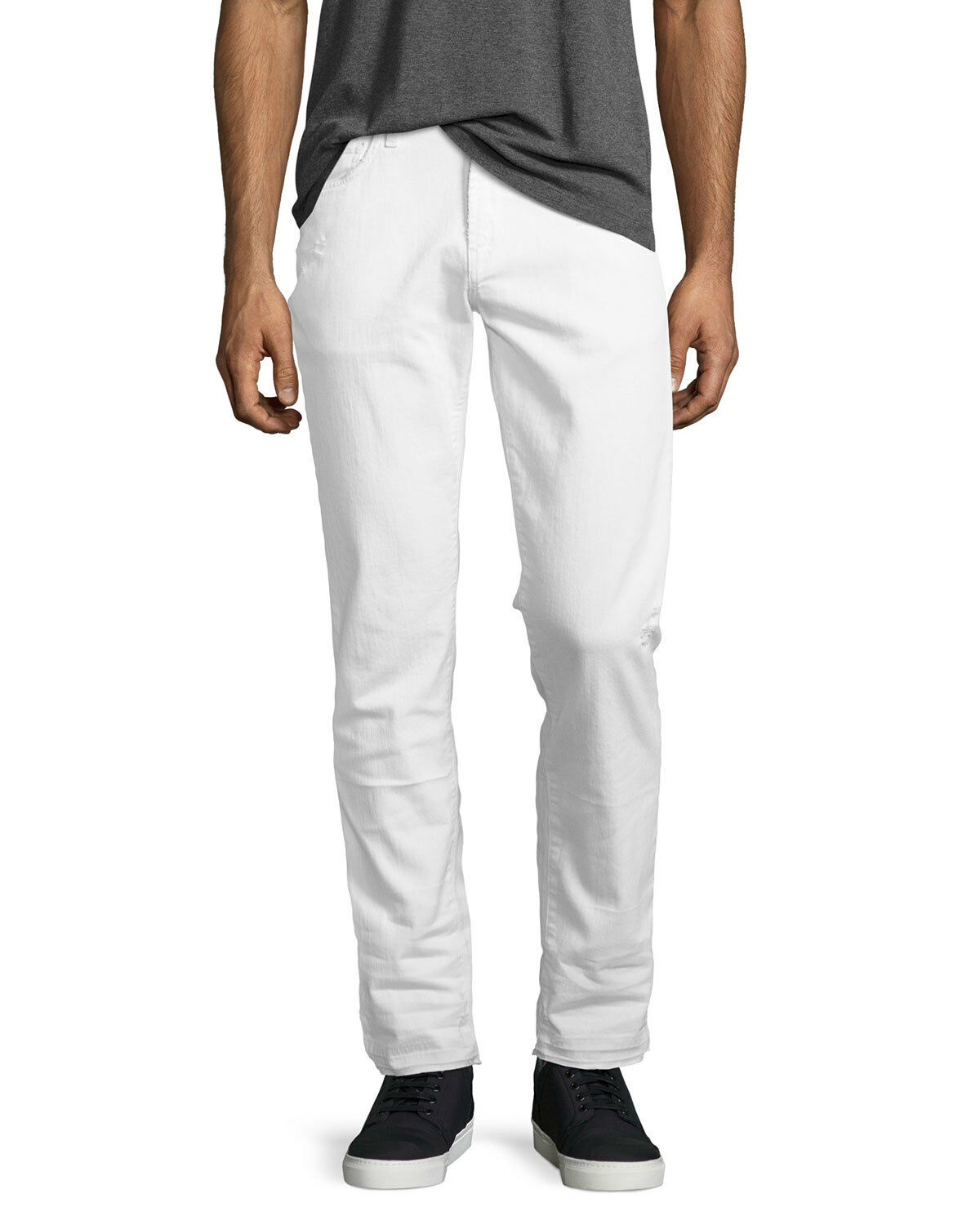 J BRAND MENS TYLER TAPER SLIM FIT JEANS IN ALKALINE SIZE 33