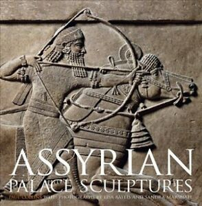 Assyrian-Palace-Sculptures-Hardcover-by-Collins-Paul-Baylis-Lisa-PHT-M