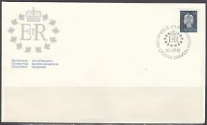Canada Scott 926 FDC - 1985 Queen Elizabeth Definitive Issue