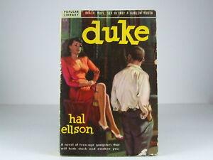 Duke-by-Hal-Ellson-Sleaze-GGA-Vintage-Paperback