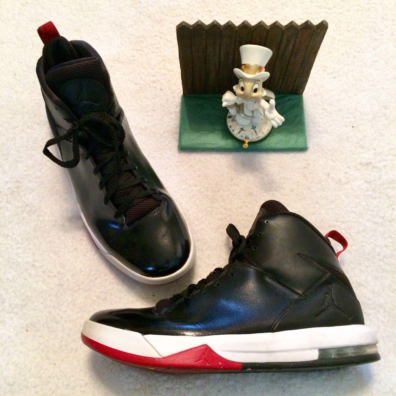 Air Jordan Imminent Men's Basketball Shoes, 705077-001 Size Minimal Wear