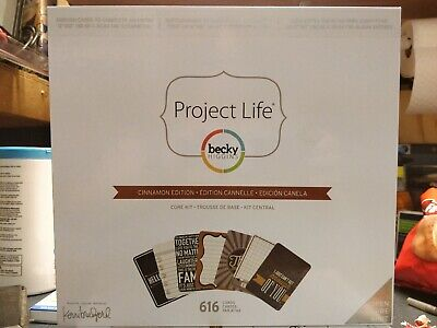 Project Life Core Kit Cinnamon Edition