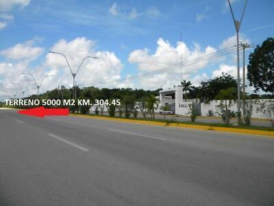 Terreno en Renta y Venta en Cancún Avenida Lòpez Portillo y Calle Espinosa  5063 m2