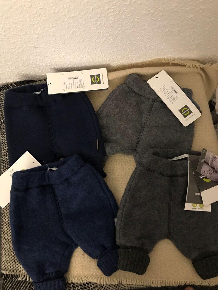 Bukser, Uld bukser, Mikk line