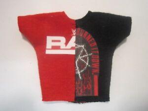 WWE Mattel Elite 1 Custom Seth Freakin Rollins Shirt for Wrestling Figure