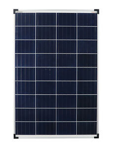 enjoysolar polykristallin 100watt 12v solarmodul. Black Bedroom Furniture Sets. Home Design Ideas