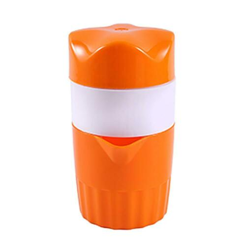Orange 300ml Manual Lemon Juicer Orange Citrus Squeezer Fruit Coffee Cup #Z