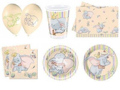 Disney Dumbo Fete D Anniversaire Fournitures Vaisselle Decorations Selectionnez Point Ebay