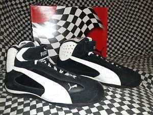 Puma grit Cat Racing Driving shoe Boot