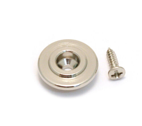 Gotoh Nickel Vintage Style Round String Guide for Fender P//Jazz Bass® RB20NS 1