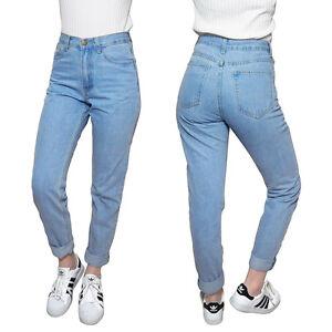 Womens Baggy Boyfriend Jeans