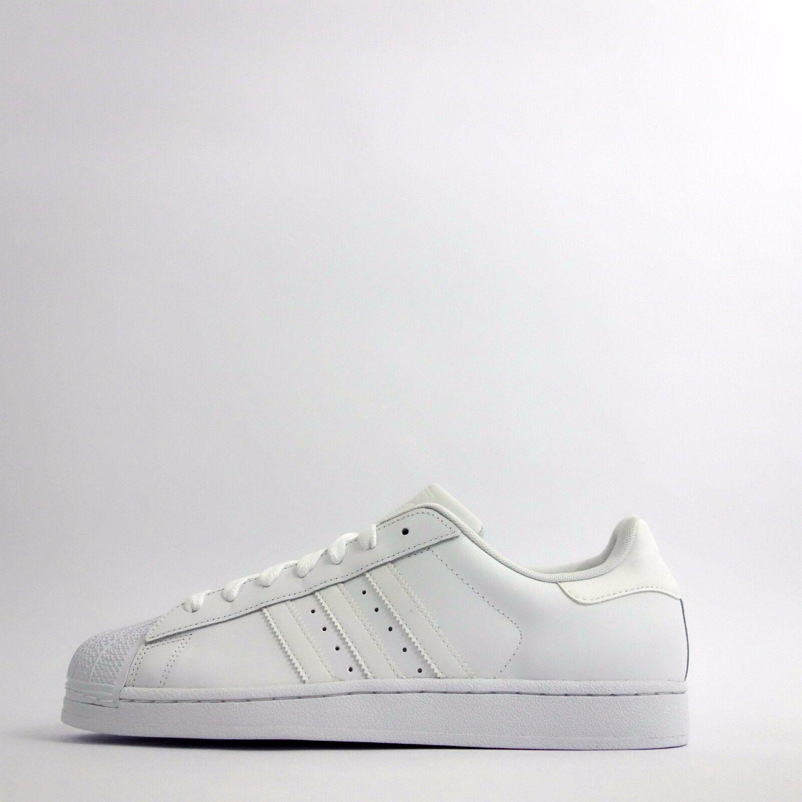 Adidas Originals Superstar 2 Shell Toe entrenadores de cuero Tenis para hombre II Zapatos Tenis cuero a28bcd
