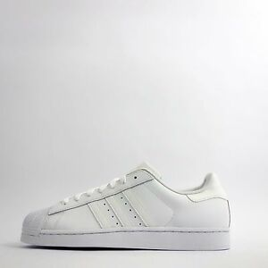 Details about adidas Originals Superstar 2 II Mens Shell Toe Leather  Trainers Shoes Sneakers c1e6869b9