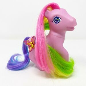 My Little Pony G3 Wind Drifter Hasbro MLP 3D Butterfly Symbol