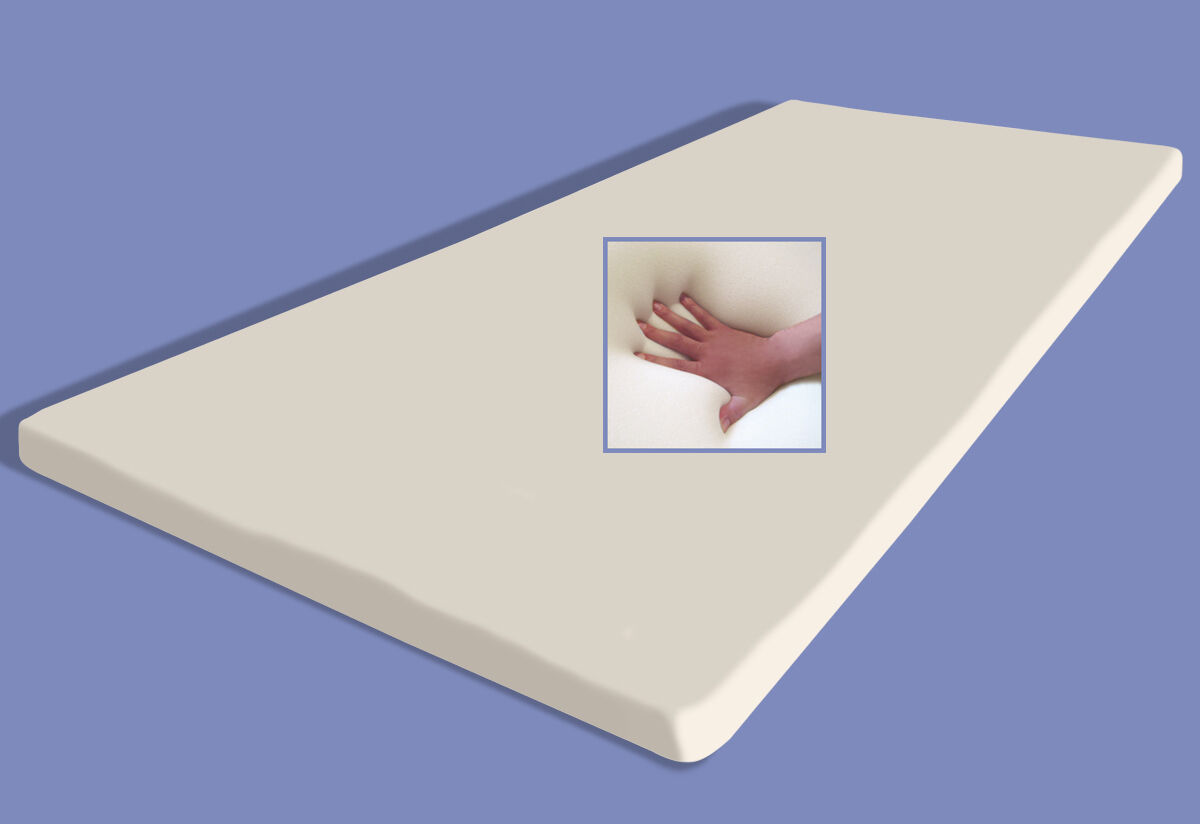 Gel Matratzen Topper Gelschaum Matratzenauflage weiche Auflage für Matratze soft