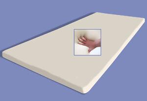 gelmatratzenauflage gelschaum matratzenauflage topper gelauflage f r matratzen ebay. Black Bedroom Furniture Sets. Home Design Ideas