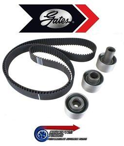 Genuine-Gates-Cambelt-Timing-Belt-Kit-inc-Pulleys-For-Z32-300ZX-VG30DETT