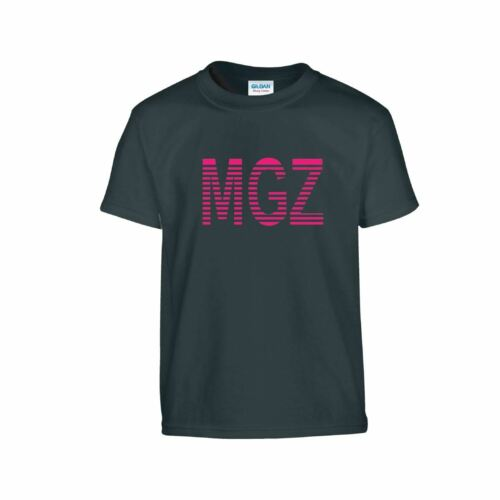 Morgz Inspired MGZ Youtuber Gaming Gamer Team KidsTee Girls  Boys Top Tshirt