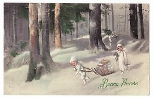 ANGES-Joyeux-Noel-Angels-Merry-Christmas-Engel-Frohe-Weihnachten