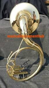 SOUSAPHONE-22-INCH-BELL-IN-GOLD-POLISH-MADE-OF-PURE-BRASS-CASE-FREE-SHIPPING