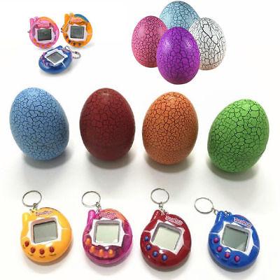 Tamagotchi Elektronische Haustier Spielzeug Tumbler Dinosaur Egg Xmas Geschenk G