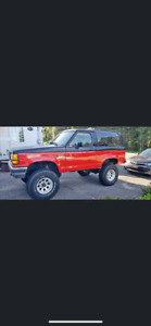 Ford bronco 2 1989