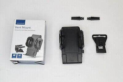 NS-MWM Model Insignia Car Holder for Mobile Phones Black