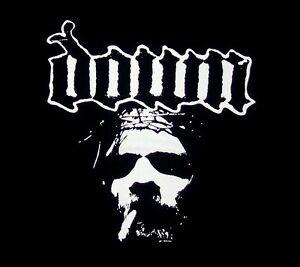 DOWN-cd-cvr-NOLA-OVER-THE-UNDER-Official-TOUR-039-08-SHIRT-LAST-SML-New-oop-pantera
