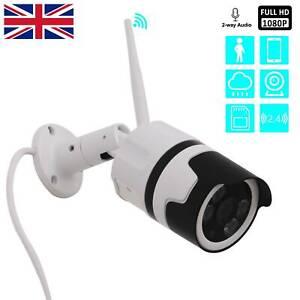 Camara-de-seguridad-Camara-IP-WiFi-inalambrica-CCTV-Exterior-HD-para-el-hogar-inteligente