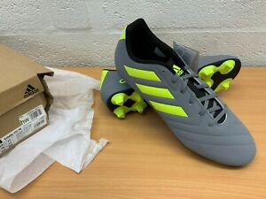 Adidas-Goletto-FG-Homme-Chaussures-De-Football-UK-13-Firm-Ground