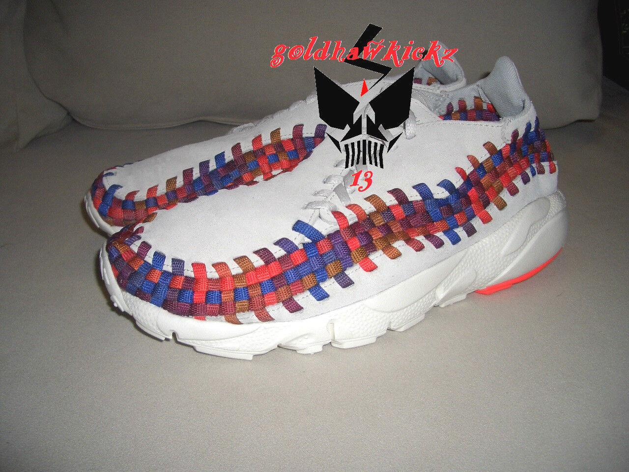 Nikelab Air Footscape Woven nm 874892 WVN Rainbow MC Nike 874892 nm 002 no tapa a51295