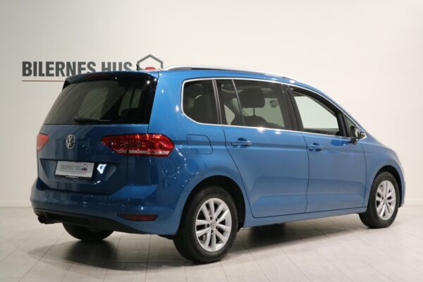 VW Touran 1,4 TSi 150 Highline DSG 7prs - billede 1