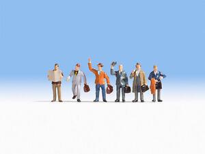 NOCH 36226 Spur N Figuren, Geschäftsreisende #NEU in OVP##