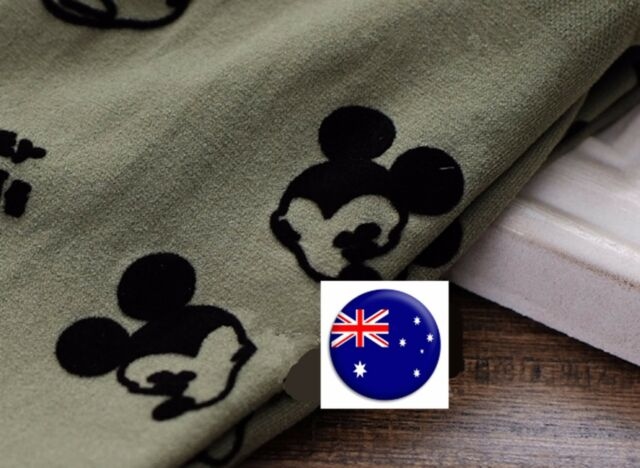 NEW Women Lady Mickey Mouse Cute Fancy Cartoon Stockings Pantyhose Opaques