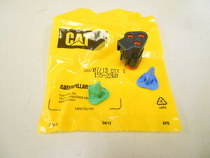 155 2260 cat caterpillar electrical connector wire 3 pin. Black Bedroom Furniture Sets. Home Design Ideas