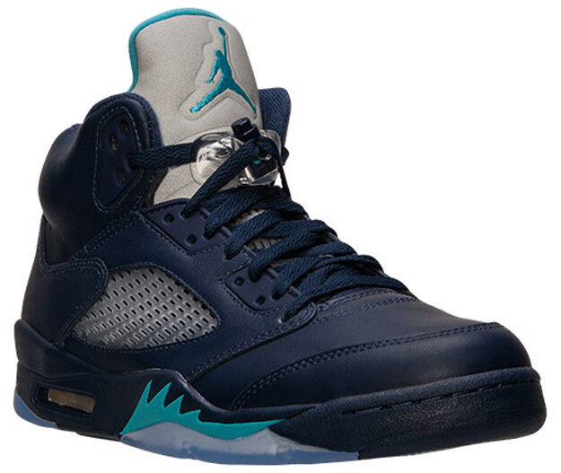 Air jordan retro 5 hornets size 13