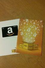 $20 AMAZON GIFT CARD  **Free Shipping**