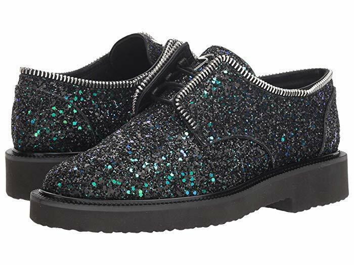 I I Zanotti Giuseppe 860040 700 MSRP 37 talla negros zapatos